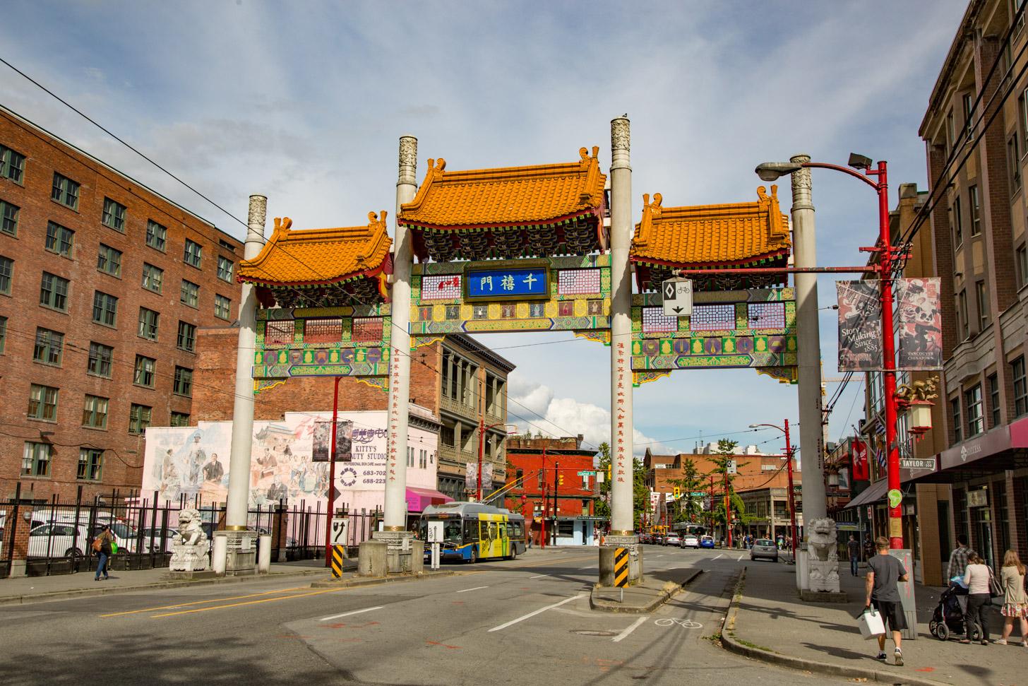 Chinatown: de beroemde Chinese wijk van Vancouver